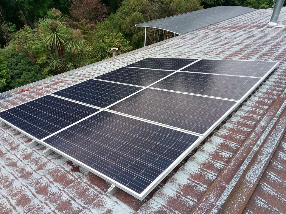 Havelock North 2kW Solar Panel Installation