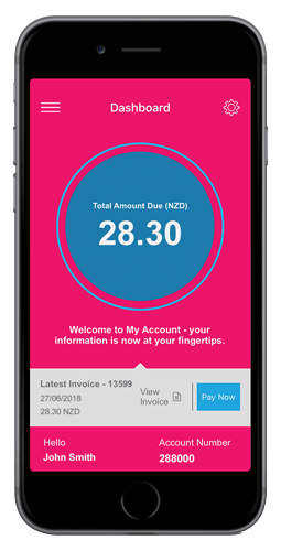 Energy Club NZ Mobile App