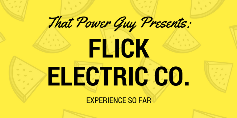 Flick Electric Review Title