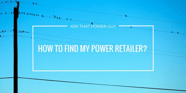 Find My Power Supplier